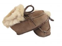 BabyBoots taupe 18-20
