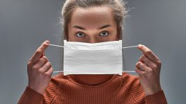 Mascarillas antivirus farmacia - Blancas Casa MED klein